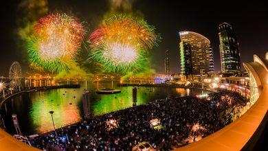 Photo of عروض الألعاب النارية في دبي خلال اليوم الوطني ال 48 للإمارات