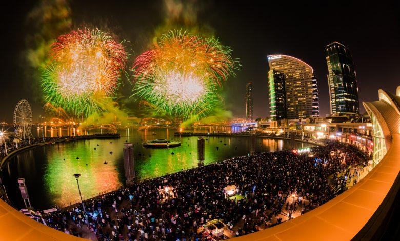 فعاليات ممتعة في دبي فستيفال سيتي مول إحتفالاً بعيد الإتحاد 48