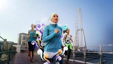 Photo of أنشطة متنوعة في بلوواترز دبي ضمن تحدي دبي للياقة 2019