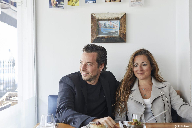 مطعم مازي للماكولات اليونانية