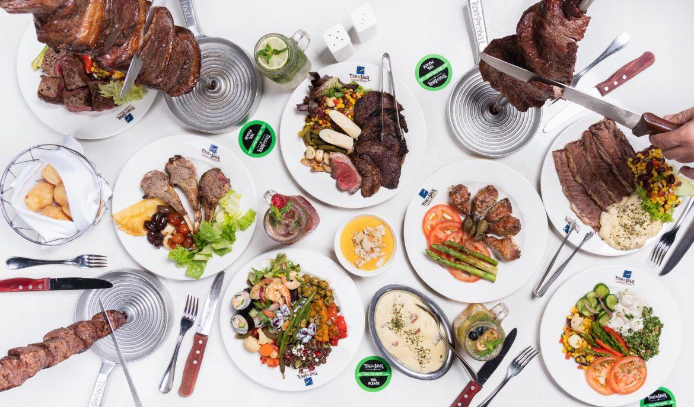 المطعم البرازيلي تكساس دي برازيل في دبي