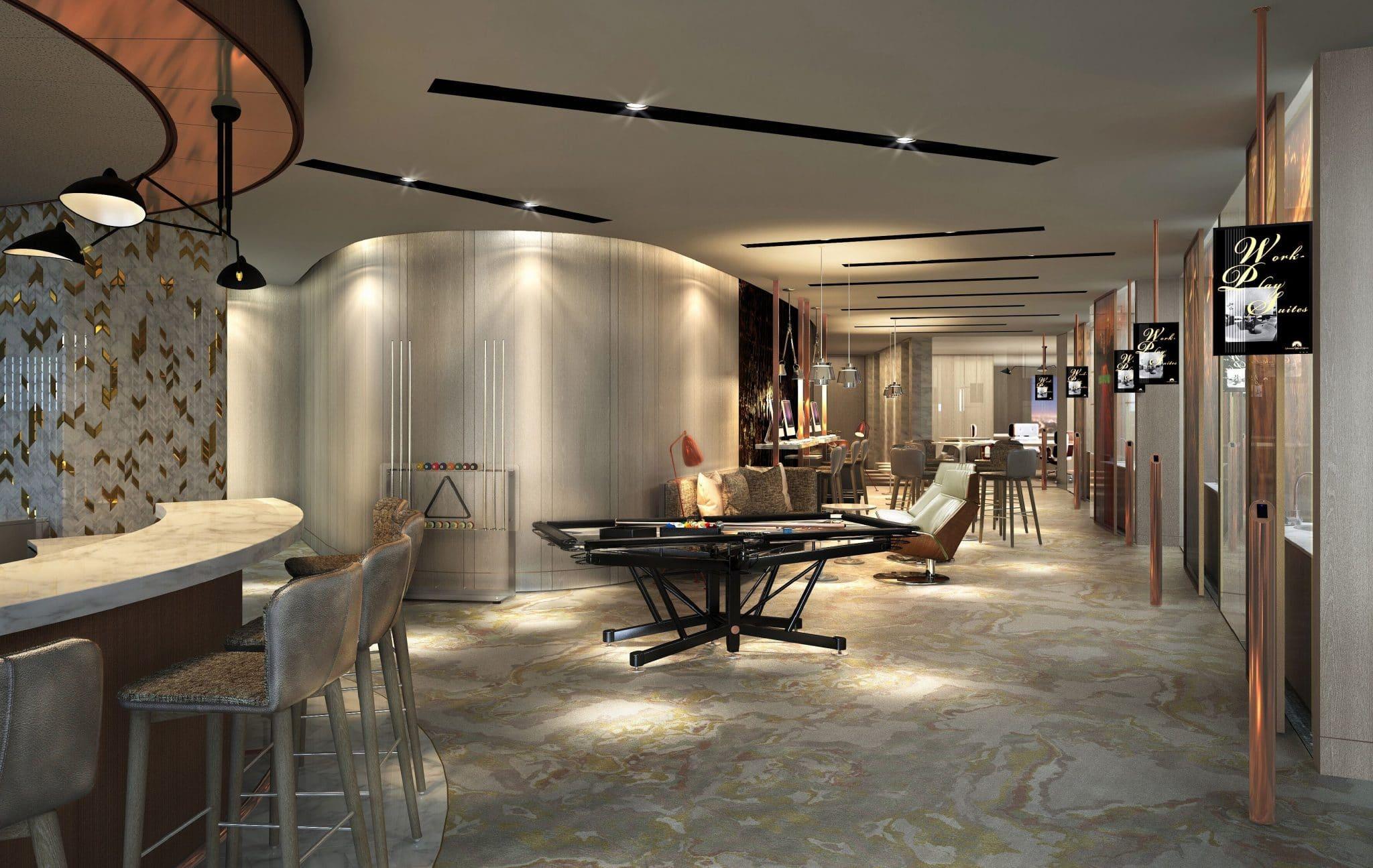 فندق باراماونت دبي