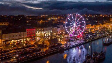 موسم الأعياد 2019 في جزيرة أيرلندا