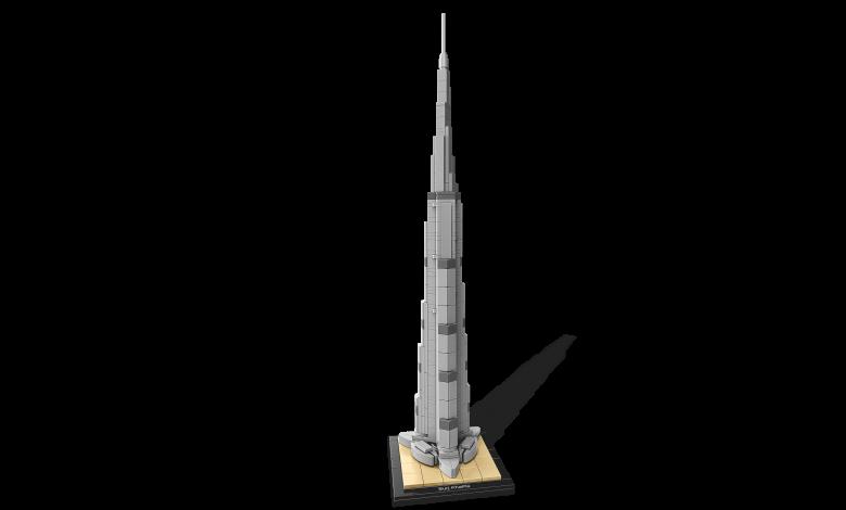 LEGO Architecture Burj Khalifa (2)