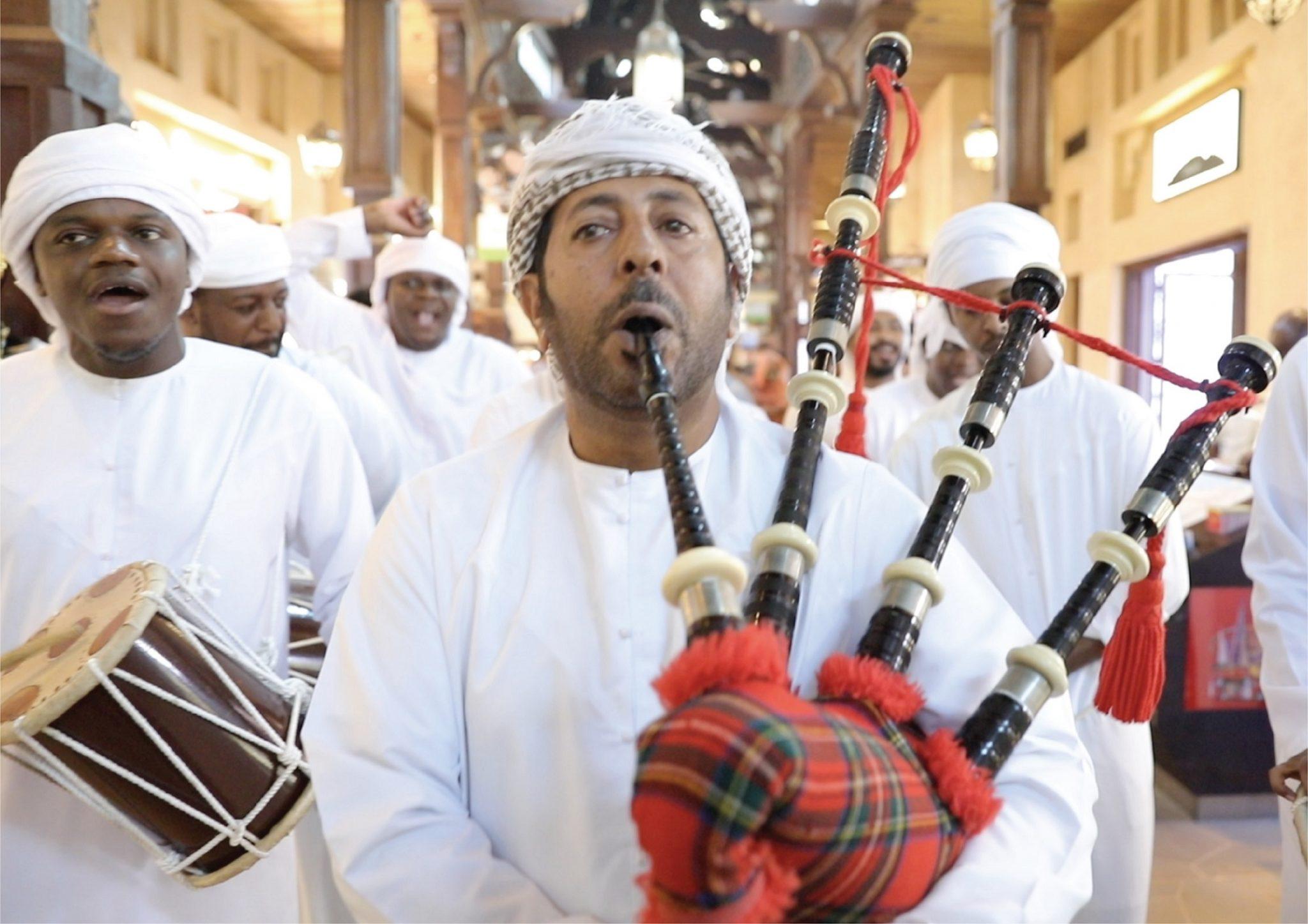 عروض اليوم الوطني 48 لدولة الإمارات العربية المتحدة