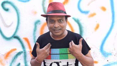 عرض نجما الكوميديا راجيف نيغام وشيام رانجيلا في دبي
