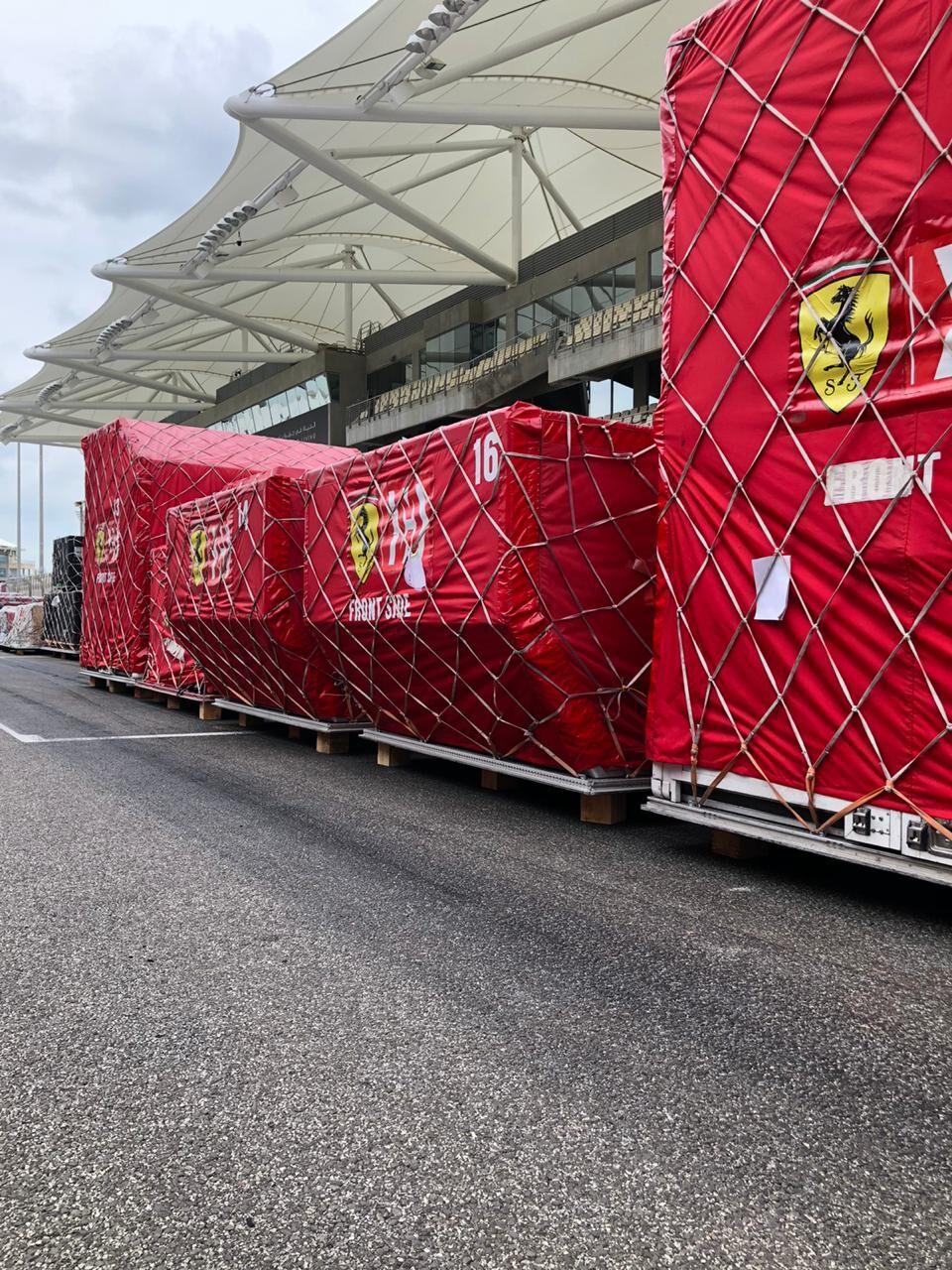 سباق جائزة الاتحاد للطيران الكبرى للفورمولا1 2019