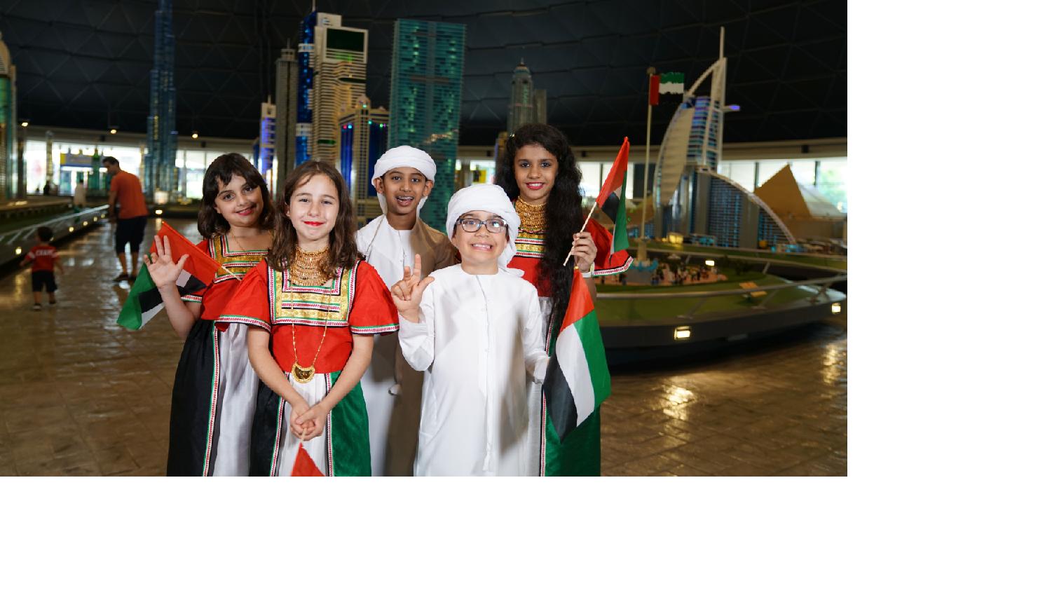 أسعار مخفضة إحتفالاً باليوم الوطني الإماراتي الــ48