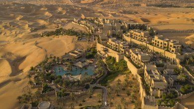 قصر السراب منتجع الصحراء بإدارة أنانتارا