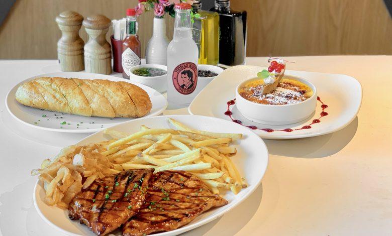 6 قوائم طعام جديدة بجودة عالية في هوريكان جريل
