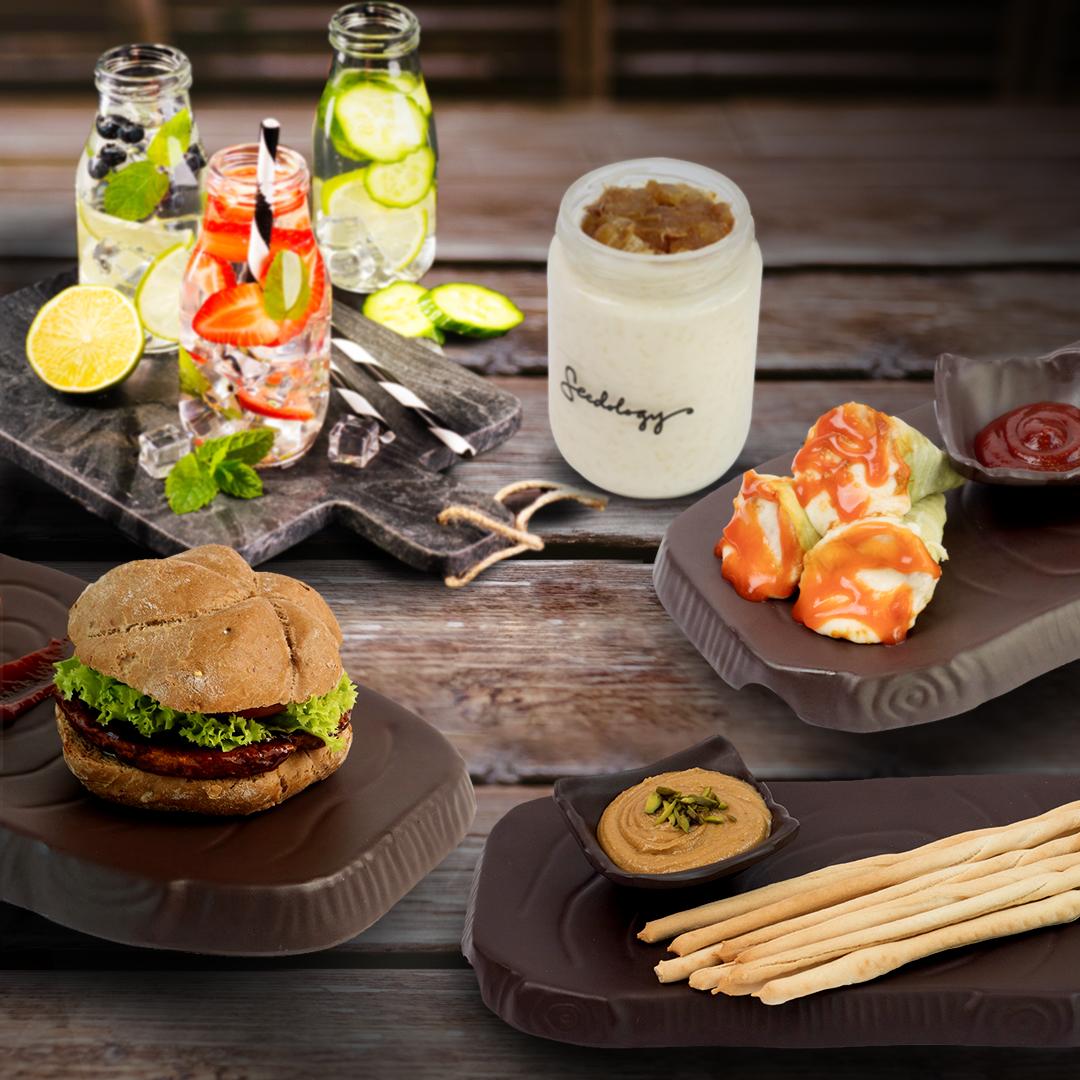 مطاعم بلوواترز دبي