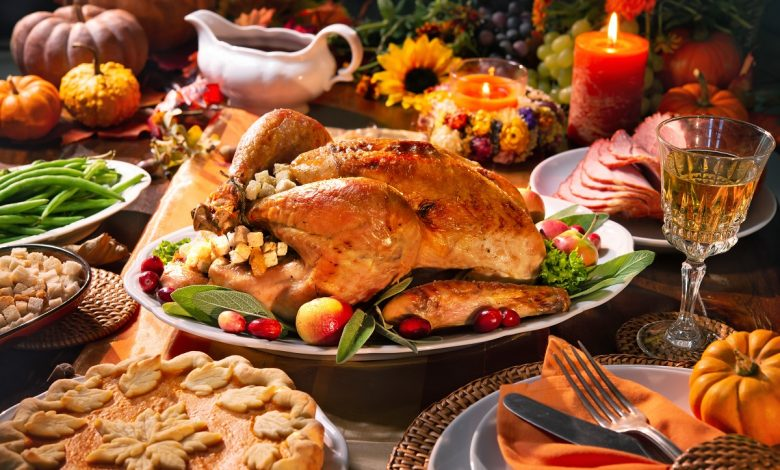 Thanksgiving at BAQ