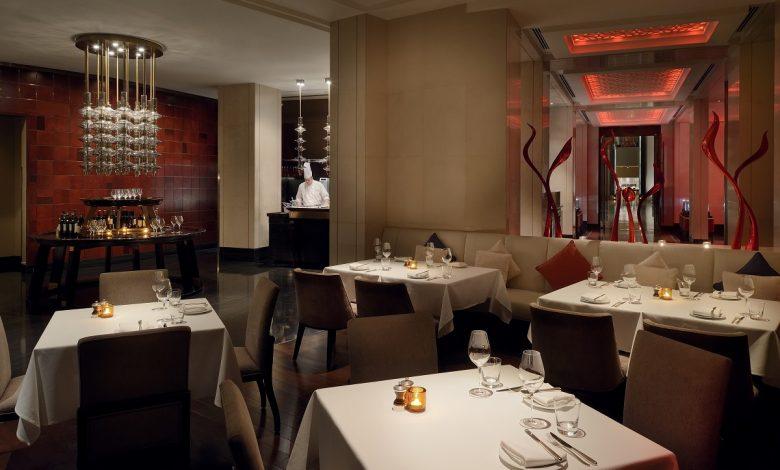 مطعم ذا بارك أبوظبي يوفر قائمة طعام جديدة