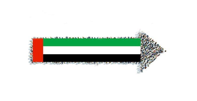 الإمارات تستعد لكسر الرقم القياسي لحمل أطول علم في العالم خلال عيد الإتحاد 2019