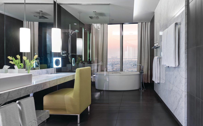 فندق سوفيتيل دبي داون تاون يخصص طابقاً كاملاً للسيدات فقط