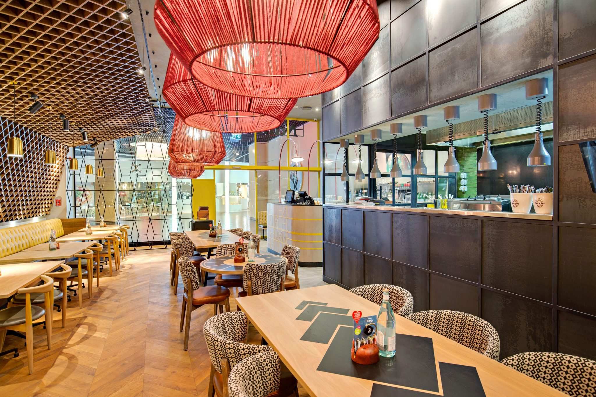 أحدث مطاعم ناندوز في دبي مول