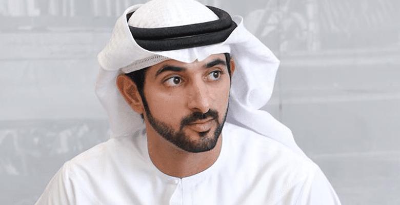 سمو الشيخ حمدان بن محمد بن راشد يزور مطعم كارين الفرنسي بدبي