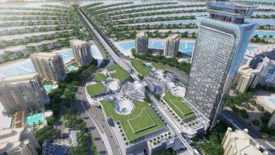 صورة وجهة التسوق الجديدة نخيل مول تحتفل باليوم الوطني الإماراتي ال 48