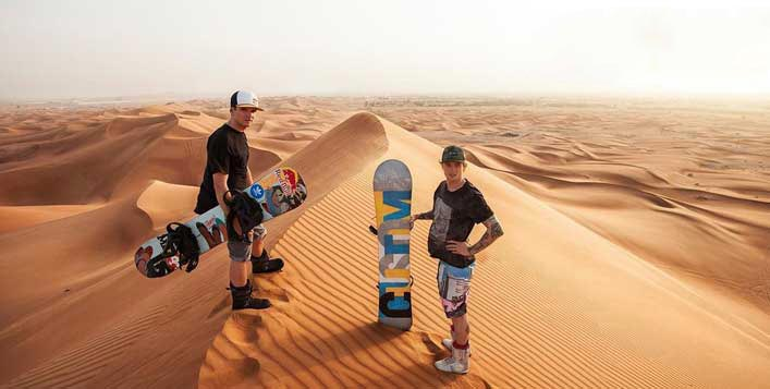 إحتفلوا بعيد الإتحاد ال48 مع مغامرة سفاري صحراوي لا تنسى