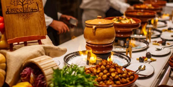 مطعم اصيلة يعلن عن برانش اليوم الوطني الإماراتي ال 48