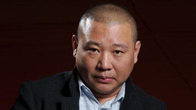 الكوميدي الصيني الشهير غوو ديغانغ