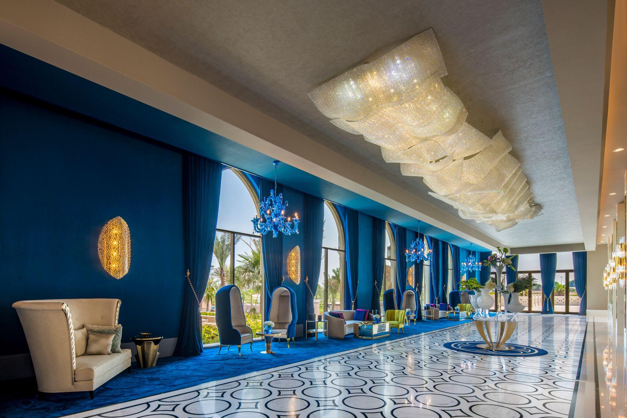 فندق ريكسوس بريميوم جزيرة السعديات