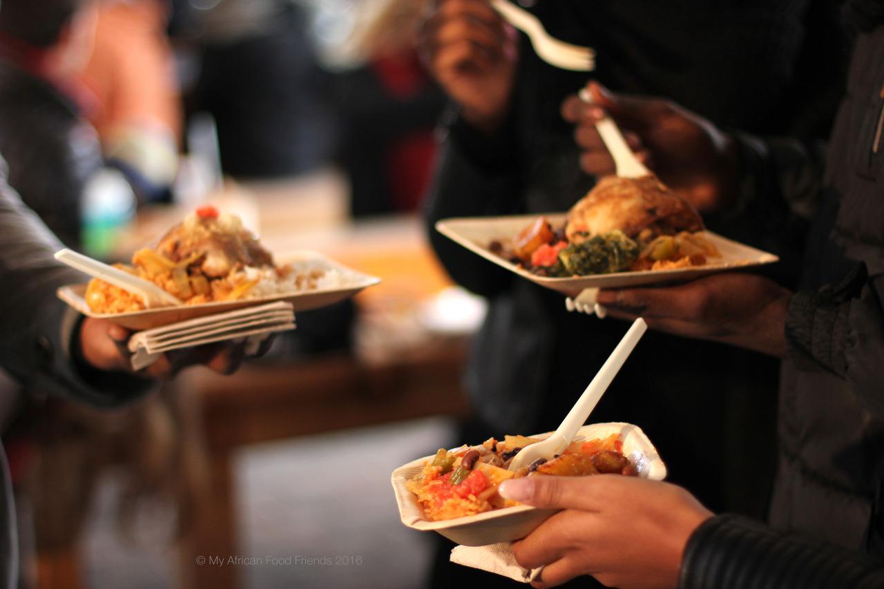 النسخة الثانية من مهرجان المأكولات الأفريقية 2019
