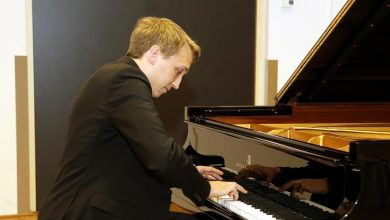 Photo of حفل عازف البيانو الألماني فابيان مولر في دبي