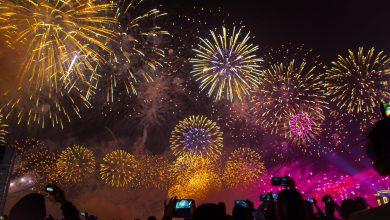 صورة إحتفالات ضخمة بليلة رأس السنة 2020 في هيلتون جزيرة المرجان