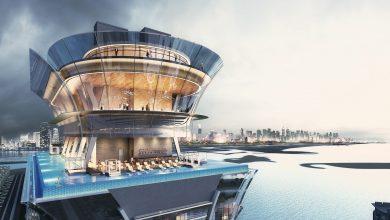 صورة قريباً إفتتاح سطح الترفيه أورا سكاي بول أند لونج الأول من نوعه في دبي