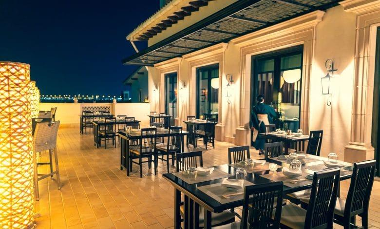 مطعم ماتسو الياباني في أبوظبي