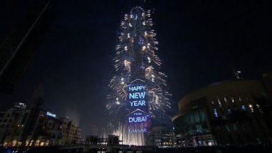 شاهد استعدادات إعمار لإقامة حفل مبهر بمناسبة رأس السنة الجديدة 2020