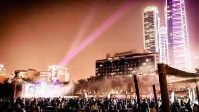 حفل الفنان العالمي فيدي لو غراند في نادي براستي الشاطئي دبي