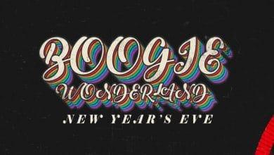 صورة حفل بوجي ووندرلاند في أرماني بريفيه خلال ليلة رأس السنة 2020