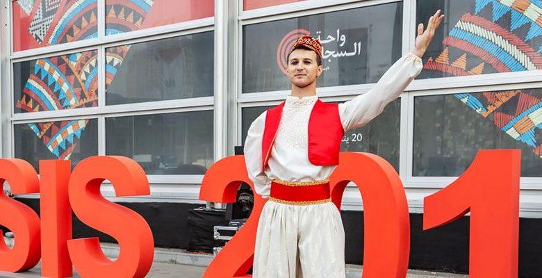 معرض واحة السجاد ضمن فعاليات مهرجان دبي للتسوّق 2020