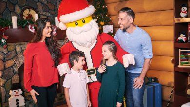 Christmas at LEGOLAND Dubai 1