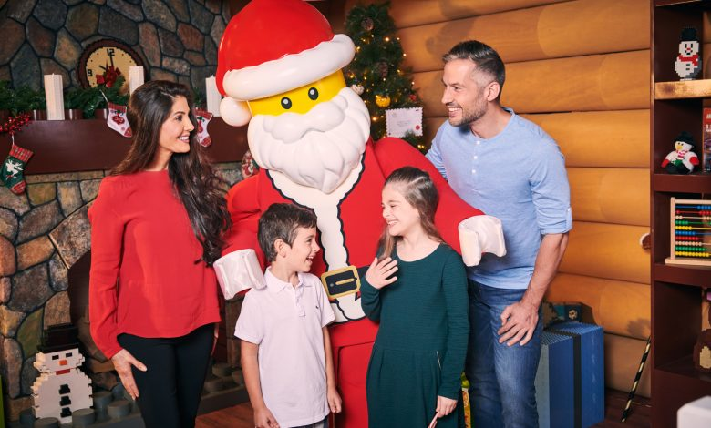 Christmas at LEGOLAND Dubai 1