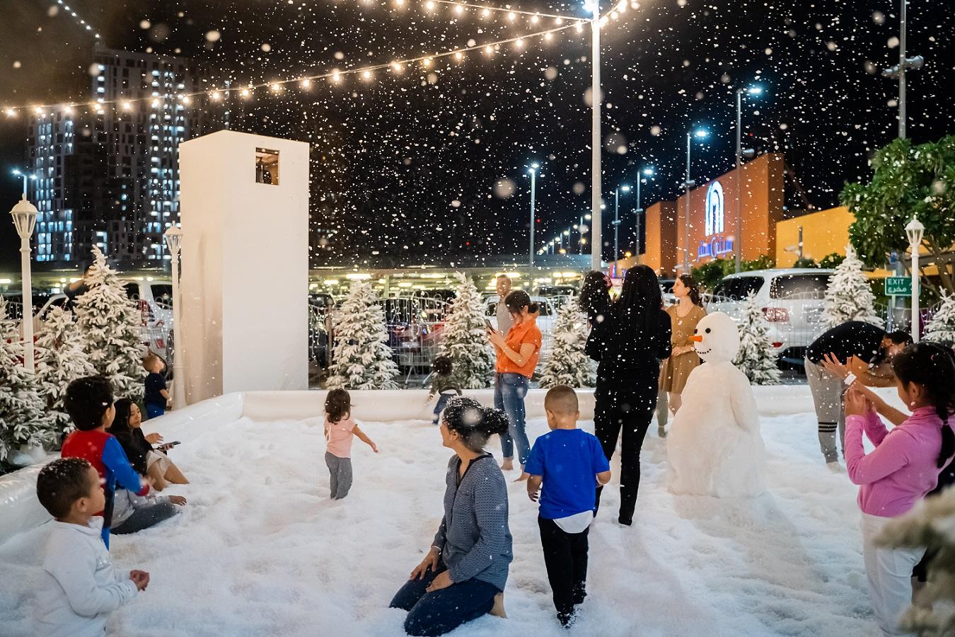 مهرجان أرض العجائب الشتوية 2019