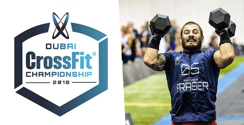 نسخة العام 2019 لبطولة دبي للكروسفيت dubai crossfit championship