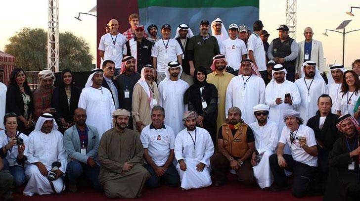 النسخة الثامنة من مهرجان رحالة الإمارات 2019
