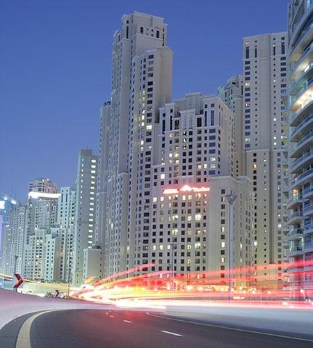 فندق واجنحة رمادا جميرا بيتش Ramada Hotel & Suites by Wyndham JBR
