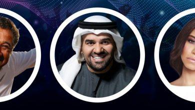 Photo of حفل مشترك يجمع الشاب خالد وحسين الجسمي وشيرين عبد الوهاب في دبي