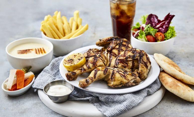 مطعم ماكس آل أباوت شيكن يطلق تشكيلة جديدة من وجبة كومبو الدجاج المشوي