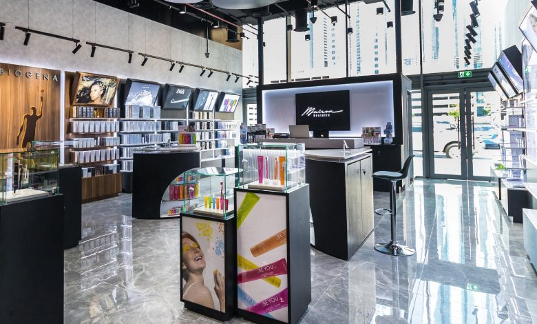 علامة ميزون دنتير تفتتح أول متجر لها في الإمارات المتحدة