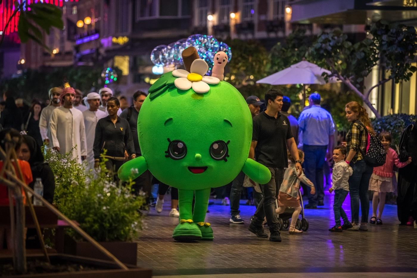الدورة الـ 25 لمهرجان دبي للتسوق 2020