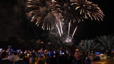 صورة العروض الإحتفالية براس السنة 2020 في منتجع سانت ريجيس السعديات