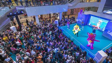 صورة فعاليات و عروض نخيل مول خلال مهرجان دبي للتسوق 2020