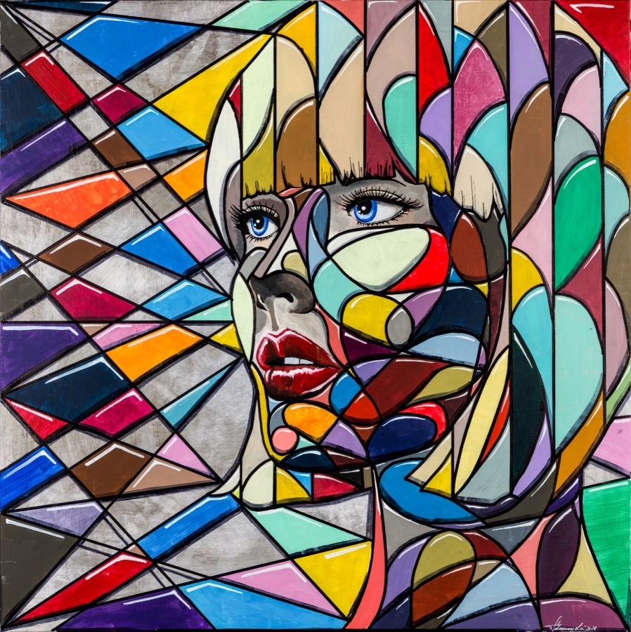 عرضاً فنياً معاصراً لقطع الفنان اللامع توماس سالامونسكي