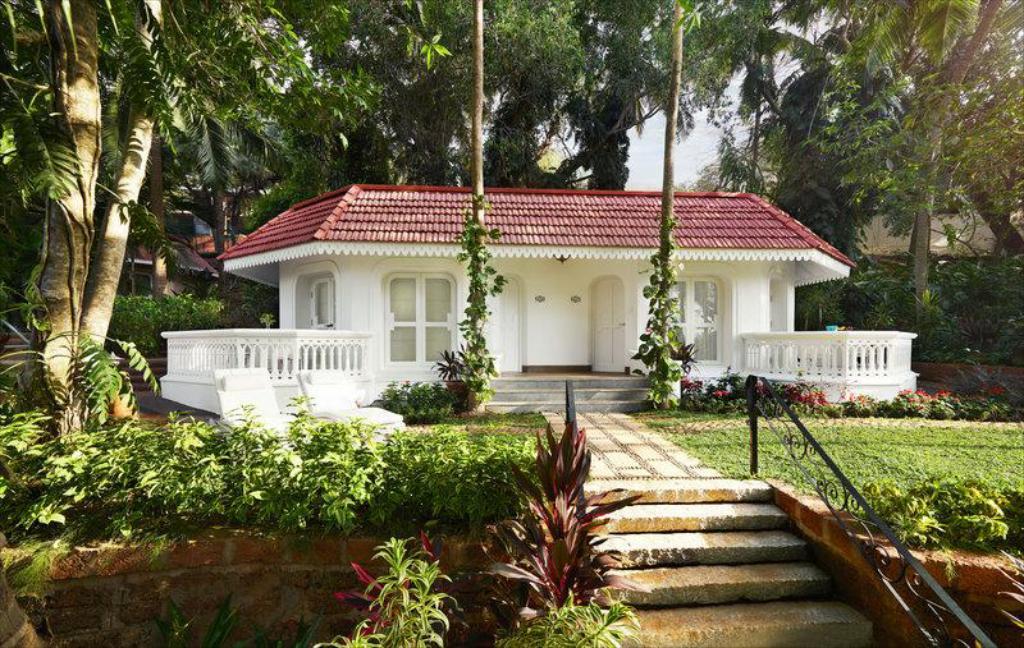 الفنادق الهندية في ولاية غوا الهندية