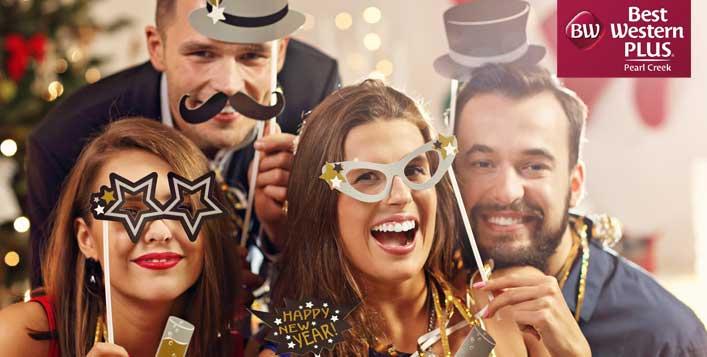 عروض فندق بِسْت ويسترن بلَس بيرل كريك إحتفالاً برأس السنة 2020